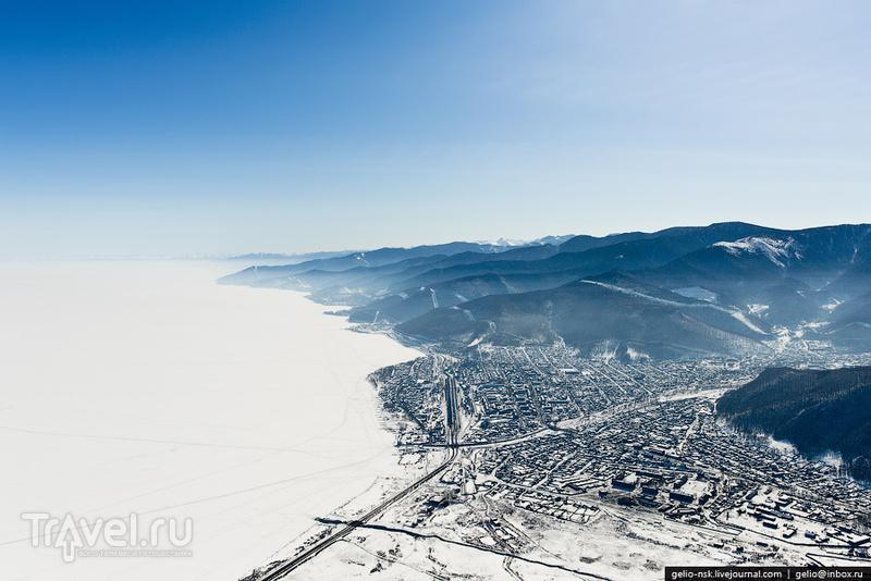 Город Слюдянка на Байкале, Россия / Фото из России