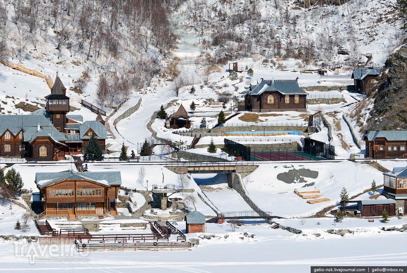 База отдыха Шаражалгай на Байкале, Россия / Фото из России