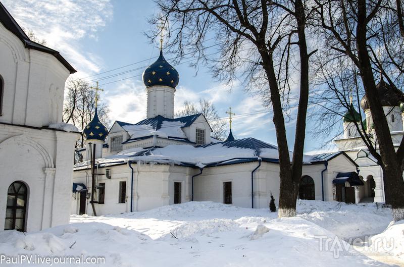 Феодоровский женский монастырь в Переславле-Залесском, Россия / Фото из России