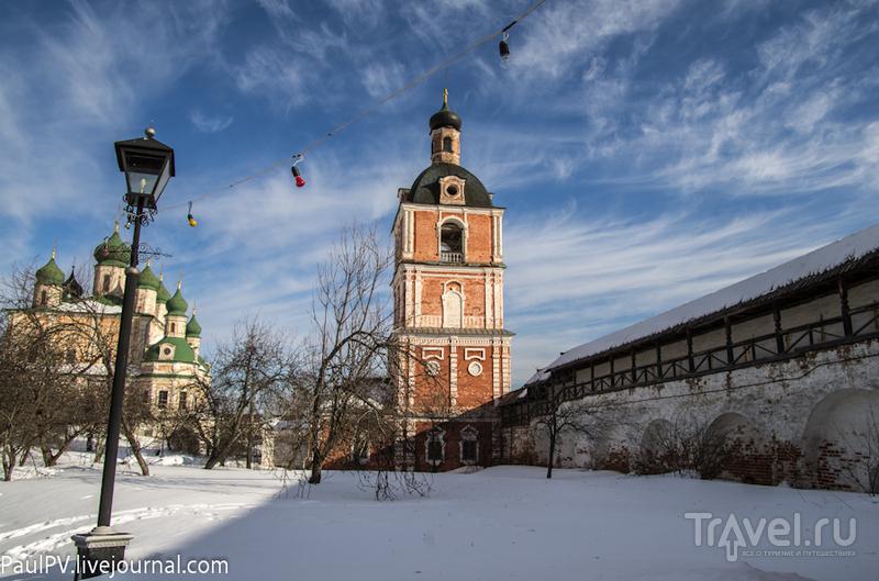 Успенский Горицкий монастырь, Россия / Фото из России