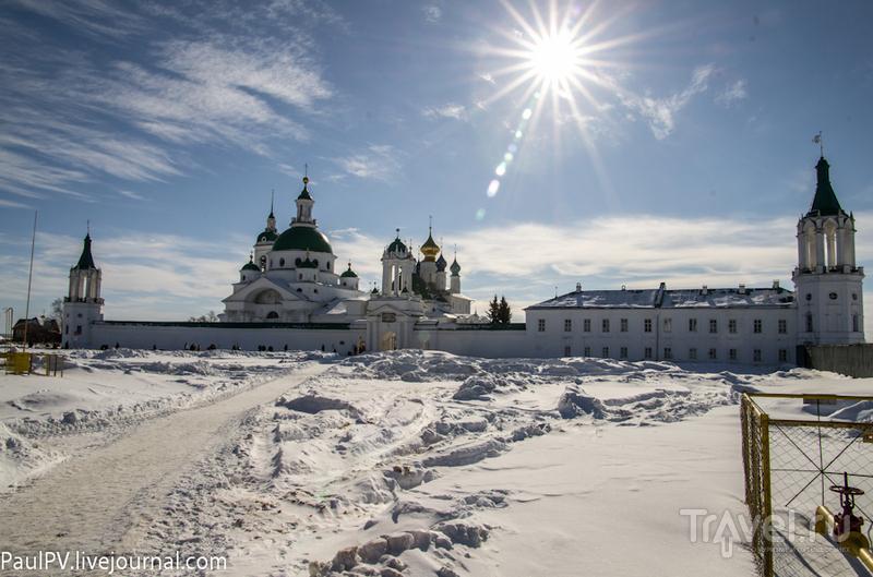 Спасо-Яковлевский монастырь в Ростове, Россия / Фото из России