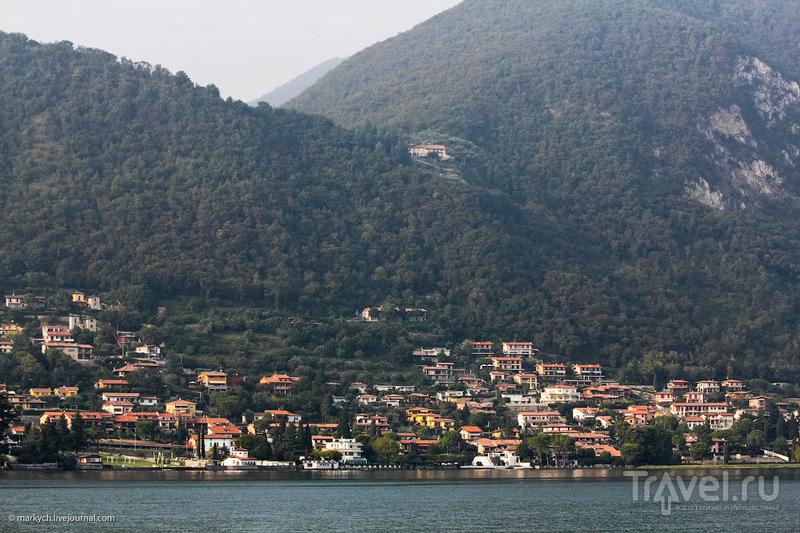 Озеро Изео и самый крупный озерный остров в Европе / Италия