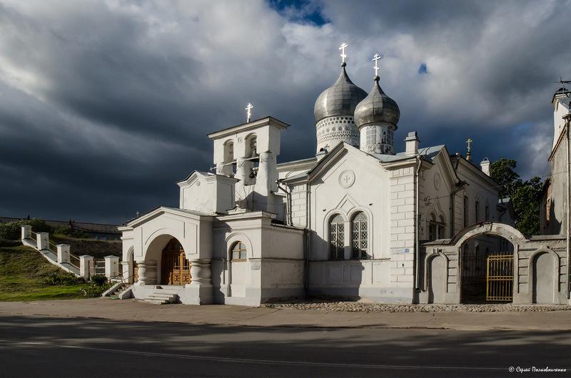Путешествие по России. Псков / Россия