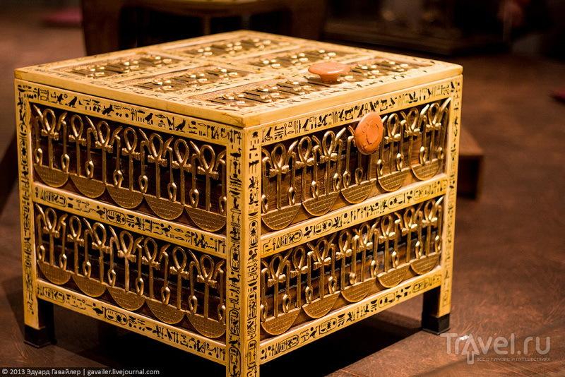сокровище тутанхамона фото
