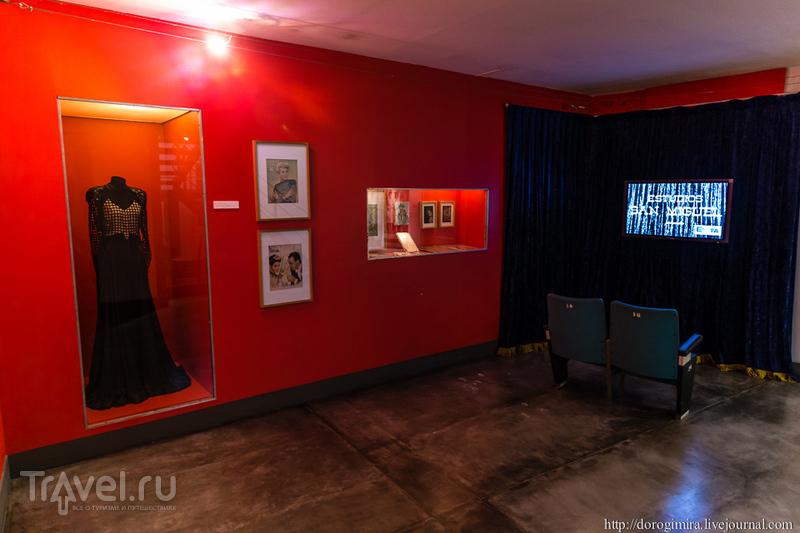 Музей Эвиты в Буэнос-Айресе / Аргентина