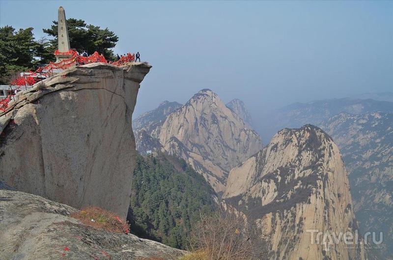 В горах Хуаншань, Китай / Фото из Китая