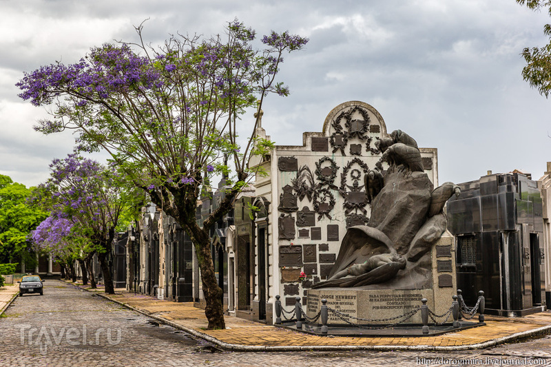 "Кладбище ""Ла Чакарита"", Аргентина / Фото из Аргентины"