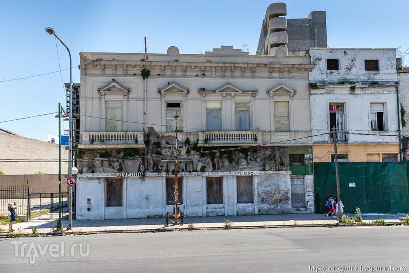 Буэнос-Айрес и Карлос Гардель / Фото из Аргентины