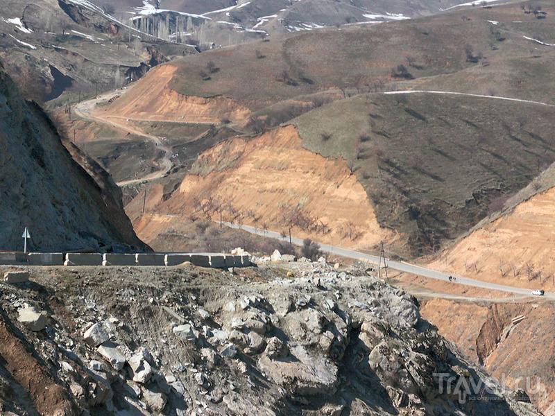 В горах Таджикистана / Таджикистан