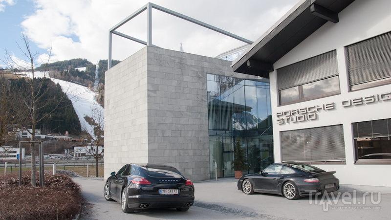 Целль-ам-Зее: Porsche на высоте