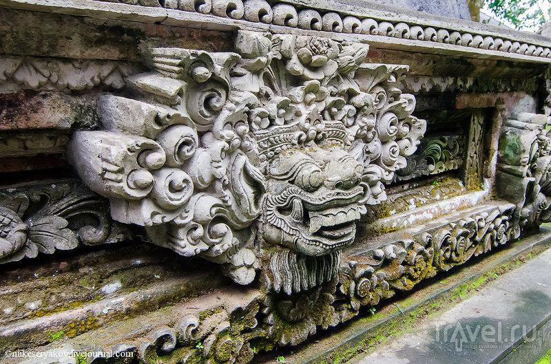 Великий храм мёртвых в Убуде, Индонезия / Фото из Индонезии