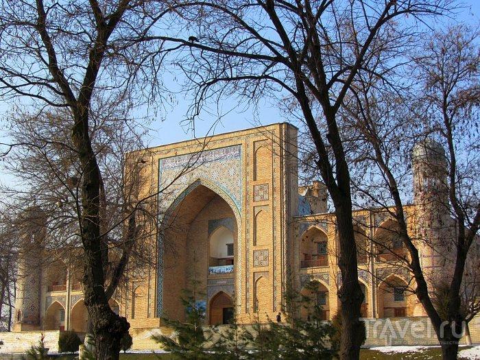 Самое сухопутное государство мира / Узбекистан