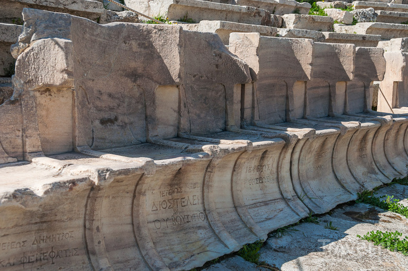 Афины: в обход холма Акрополя, от Агоры до Плаки / Фото из Греции