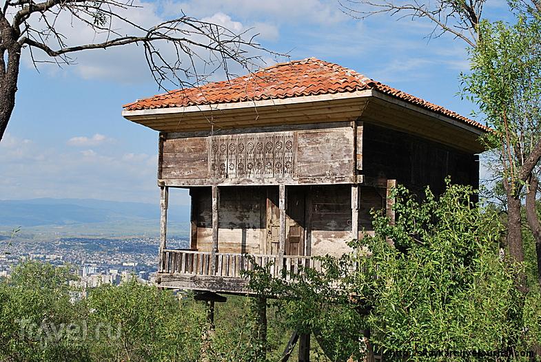 Тбилиси. Этнографический музей / Грузия
