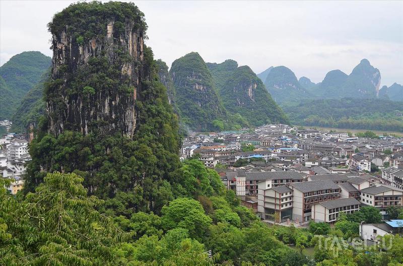 Городок Яншо в Китае / Фото из Китая