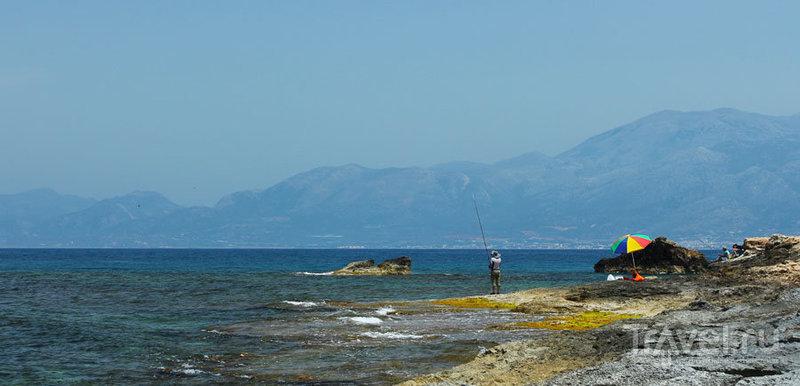 Аниссарас возле Херсониссоса / Греция