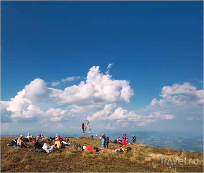 Карпаты: про Великий Верх / Фото с Украины