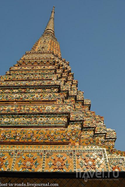 Храм Лежащего Будды / Таиланд
