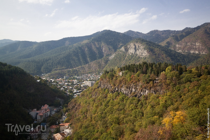 Грузия, Боржоми / Грузия