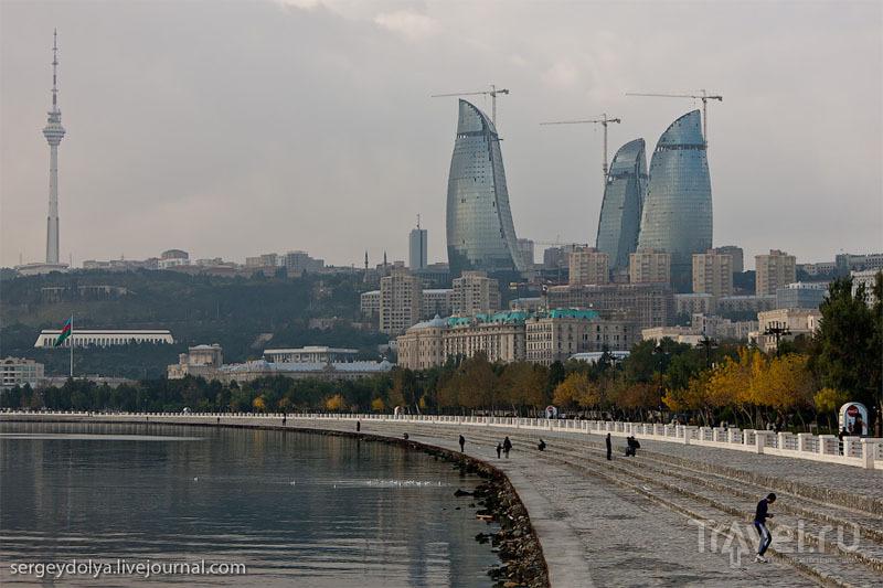 В Баку, Азербайджан / Фото из Азербайджана