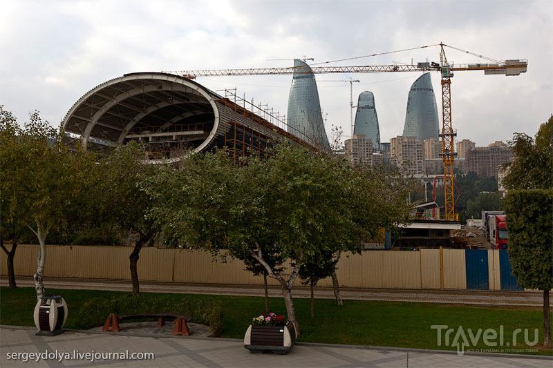 Музей ковра в Баку, Азербайджан / Фото из Азербайджана