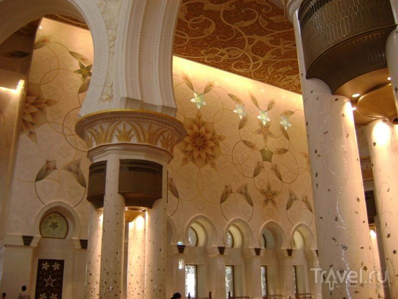 Мечеть Шейха Зайда / ОАЭ