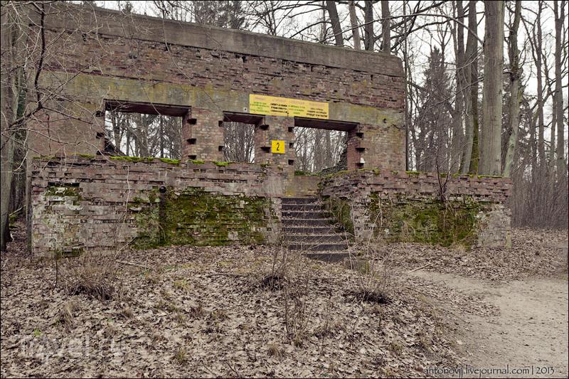 Волчье логово - главная ставка Гитлера / Польша