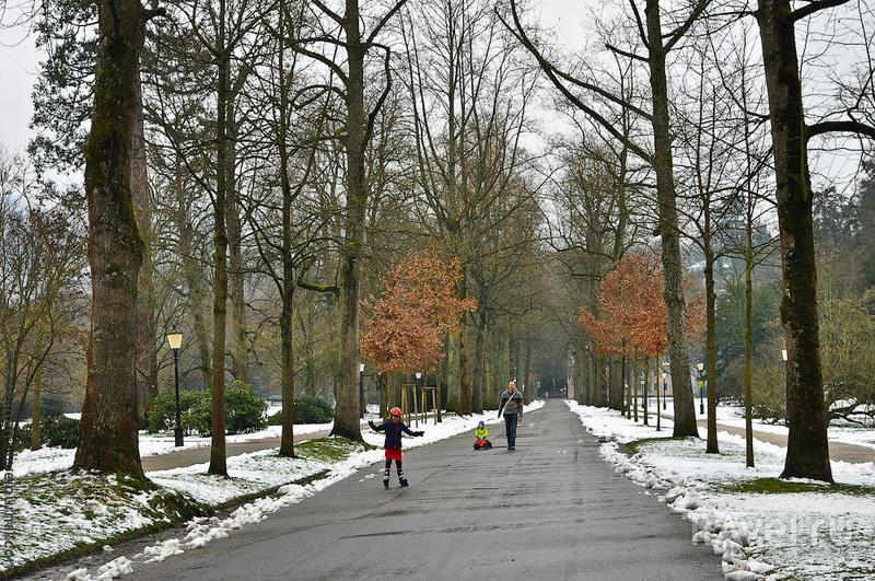 Лихтенталльская аллея в Баден-Бадене, Германия / Фото из Германии