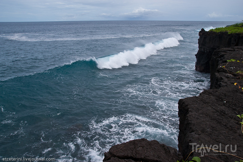 На краю света: затерянный мир острова Савайи / Самоа Западное