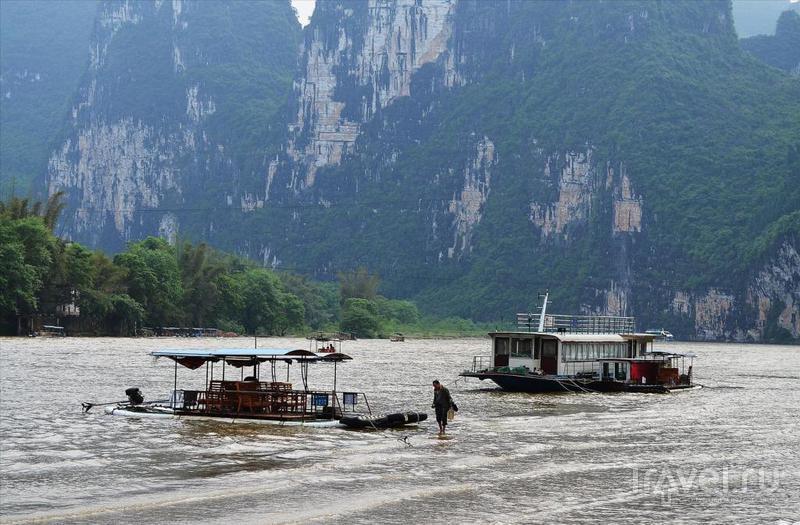 Круиз по реке Ли / Китай