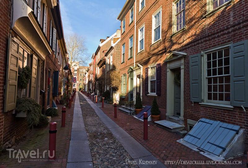 Старейшая улица Америки / США