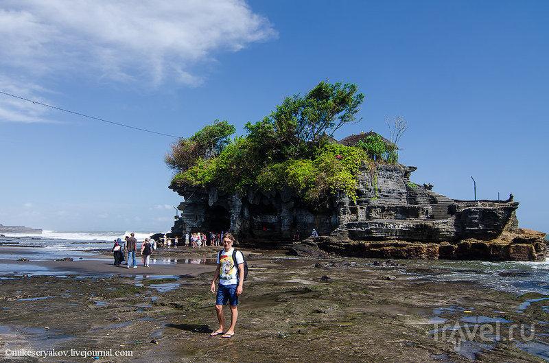 Зарисовки о Бали. Храм Пура Танах Лот / Индонезия