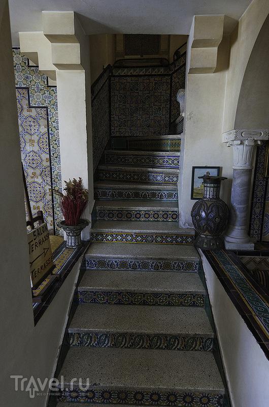 Дар-эль-Аннаби - Музей тунисского быта в  Сиди-бу-Саиде, Тунис / Фото из Туниса