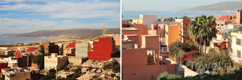 В деревне Тамра, Марокко / Фото из Марокко