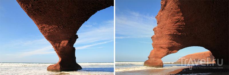 Пляж Легзира, Марокко / Фото из Марокко
