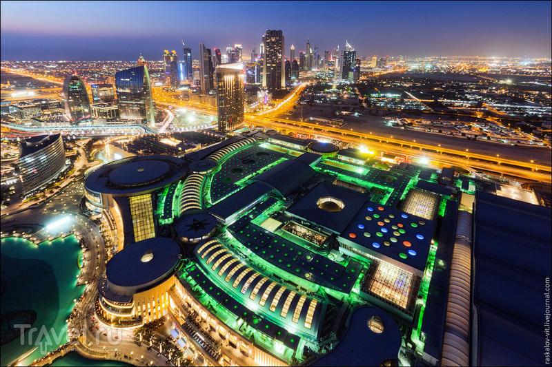 Dubai Mal, Дубай / Фото из ОАЭ