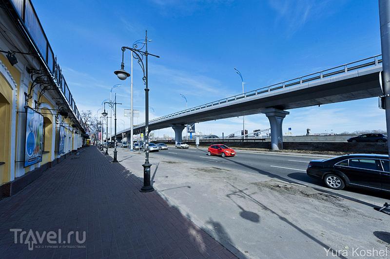 Набережная Днепра в Киеве, Украина / Фото с Украины