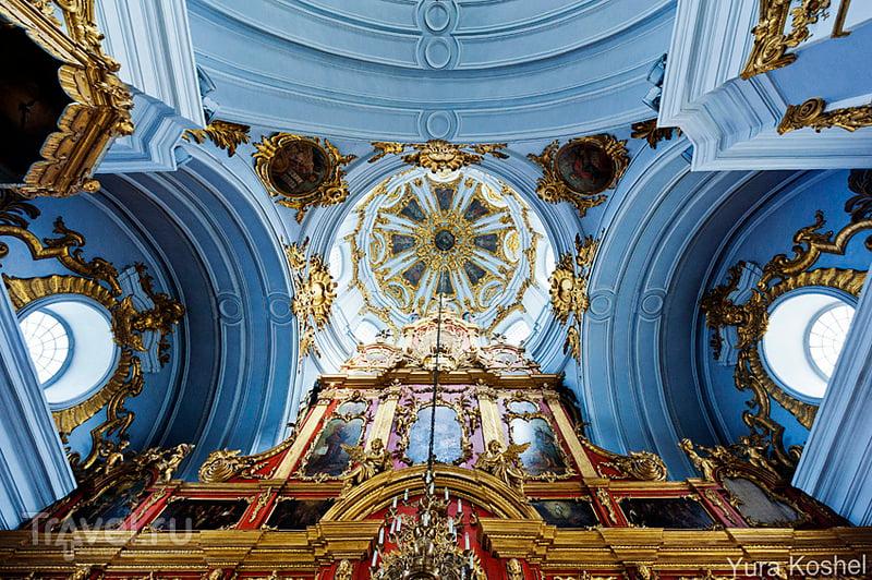 Андреевская церковь в Киеве, Украина / Фото с Украины