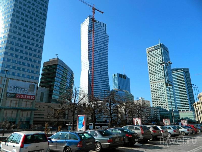 Один день в Варшаве / Фото из Польши