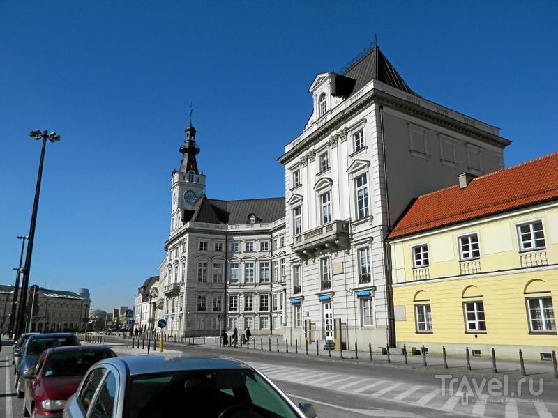 Дворец Яблонских в Варшаве, Польша / Фото из Польши