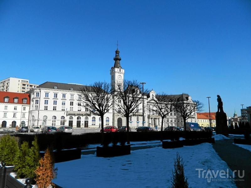 Театральная площадь в Варшаве, Польша / Фото из Польши