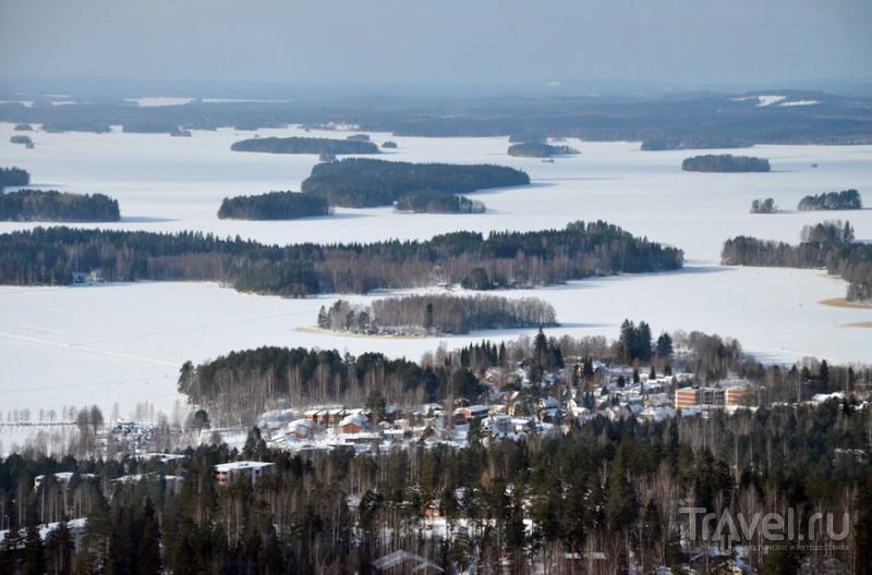 Весной по стране снегов. Озерный край, Куопио / Финляндия