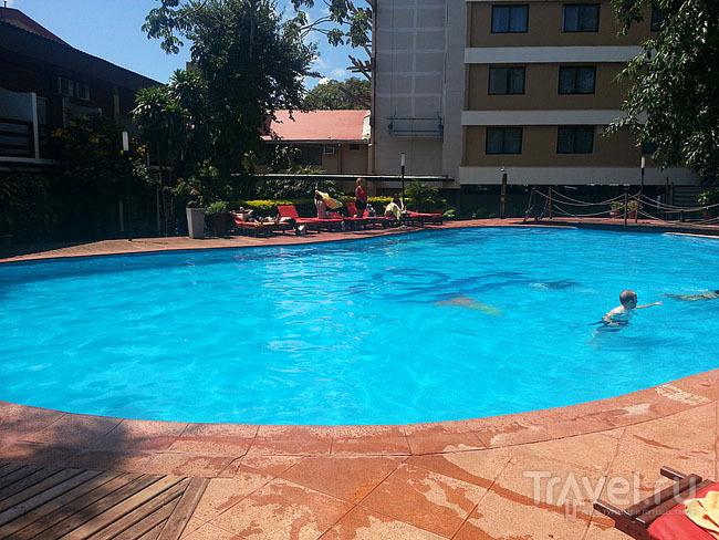 Гостиница St.George в Пуэрто-Игуасу / Фото из Аргентины