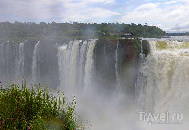 """Водопад """"Глотка дьявола"""", Аргентина / Фото из Аргентины"""