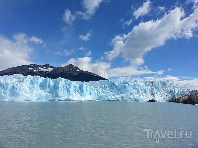 Ледник Перито-Морено, Аргентина / Фото из Аргентины