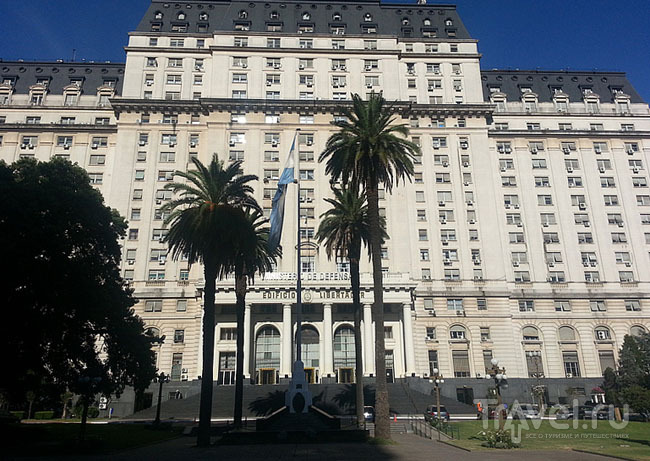 Министерство обороны Аргентины / Фото из Аргентины