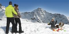 Снежный покров в Вербье - почти три метра. // verbier.ch