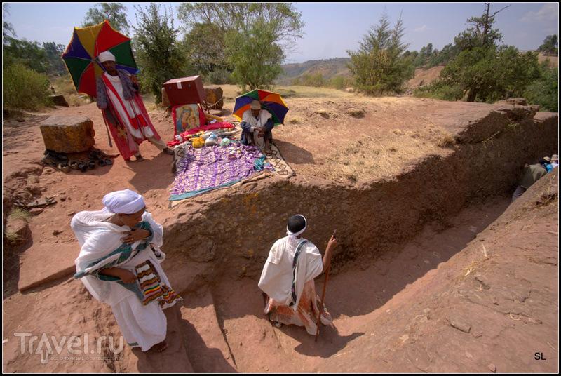 Beta Danadel в Лалибеле / Фото из Эфиопии