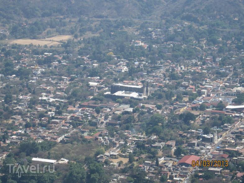 Города Тепоцтлан и Куикуилько / Мексика