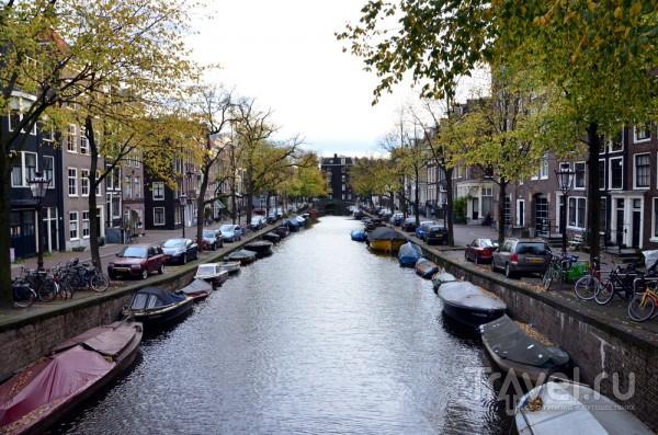 Поездка в Амстердам из Германии на арендованной машине / Германия
